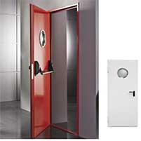 Cerradero eléctrico para puerta RF