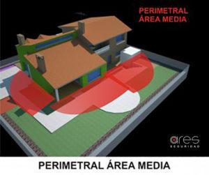 Seguridad Perimetral Area Media