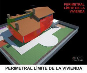 Seguridad Perimetral límite vivienda