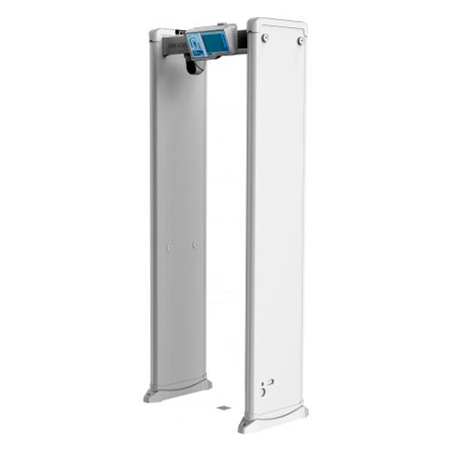 Arcos detectores de metales y temperatura con cámara ip