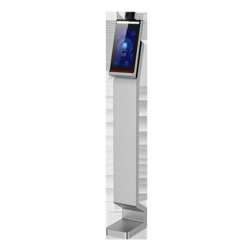 Control de accesos de temperatura de pie