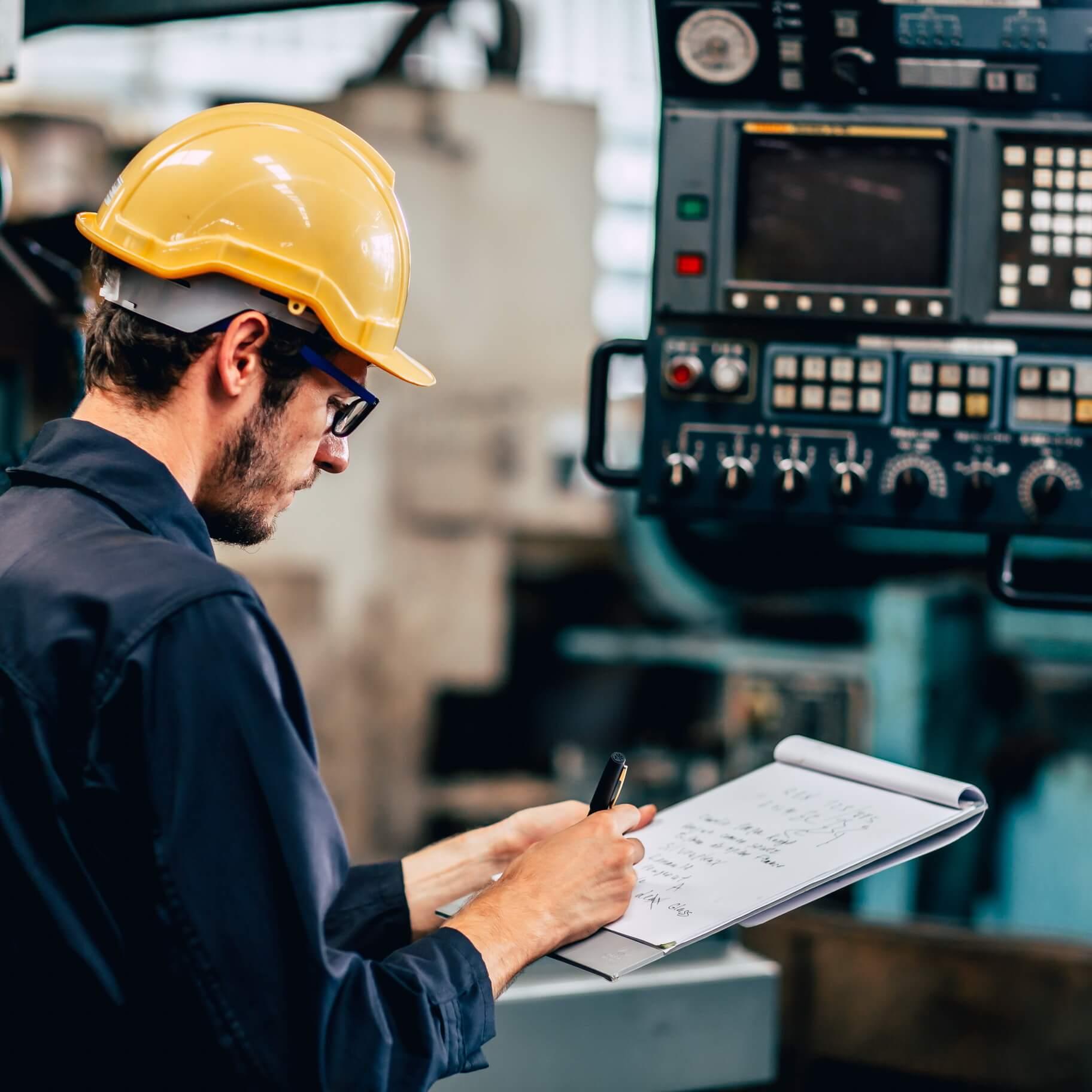 Detección de fiebre en el sector industrial y productivo
