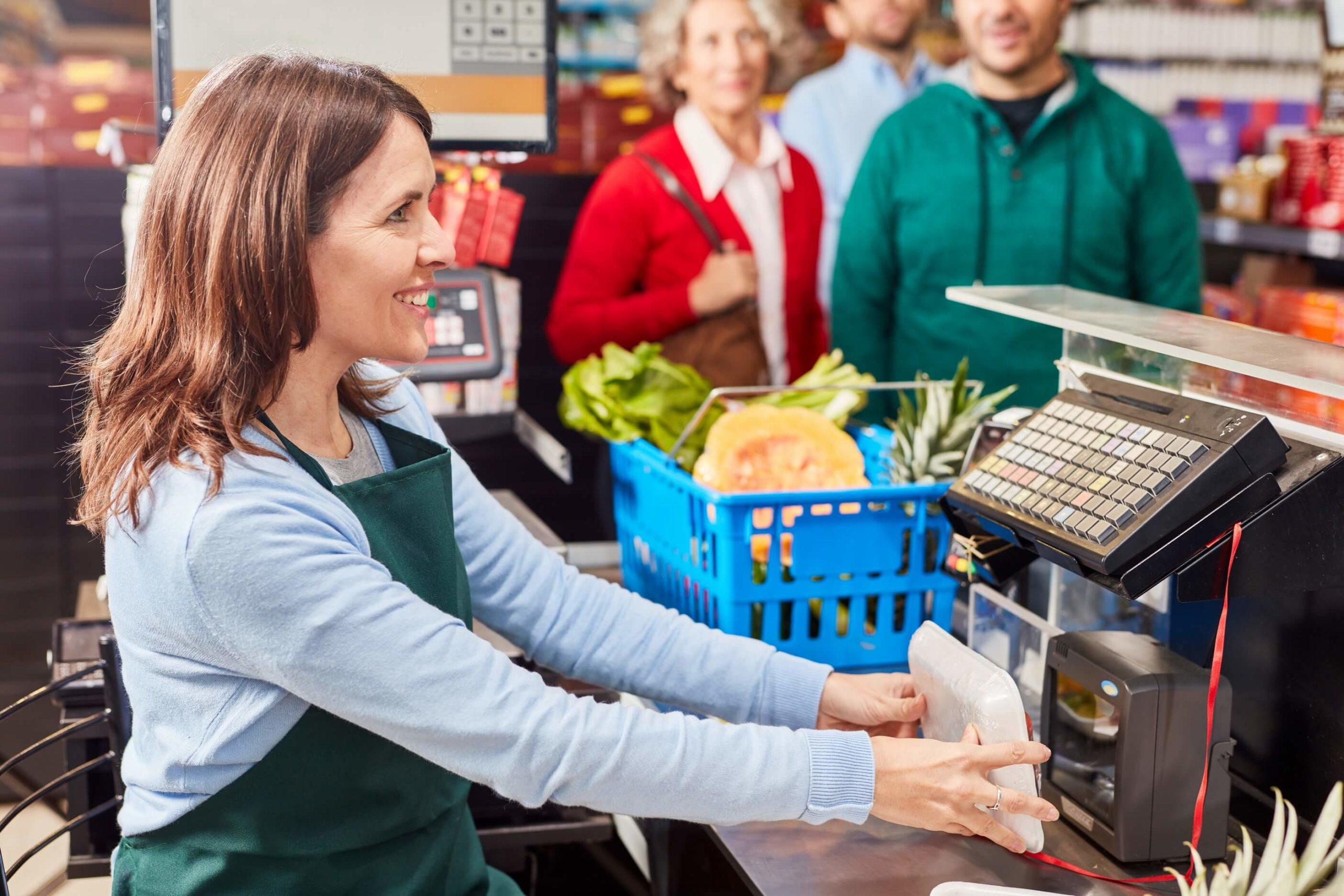 Cámaras térmicas para supermercados y control de accesos